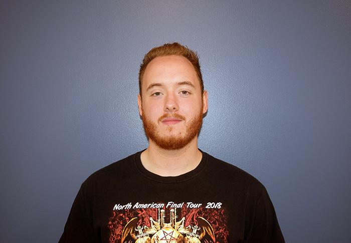 Parker Dorsey : Metal Director